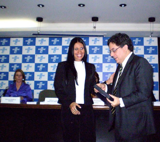 Entrega Premio Mulher Empreendedora