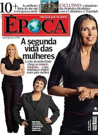 Capa da Revista Época