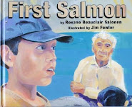 "First book, ""First Salmon"""