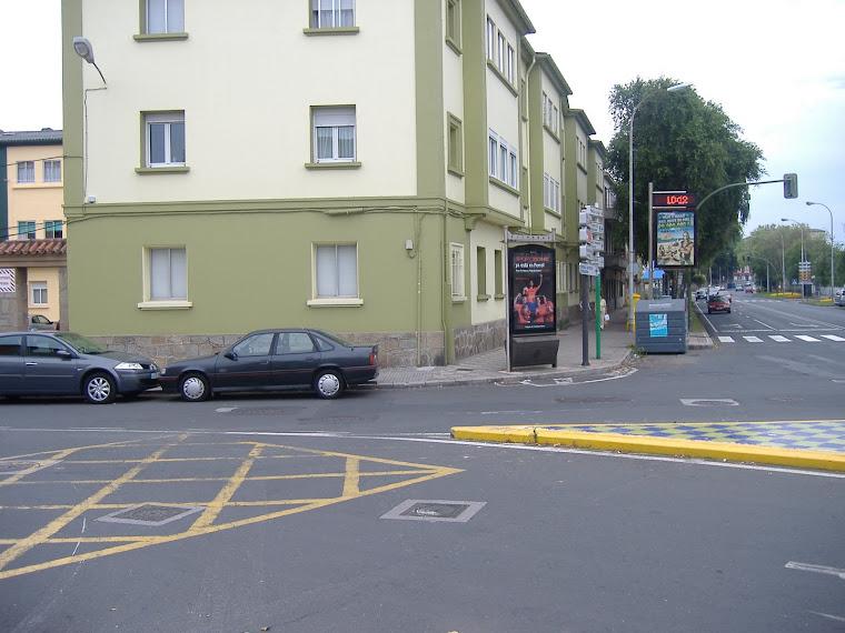 LA ESQUINA DE CANIDO. Lugar del barrio de Canido (Ferrol).