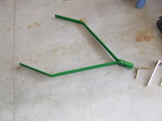 picture of John Deere Plug Aerator Tow Arm