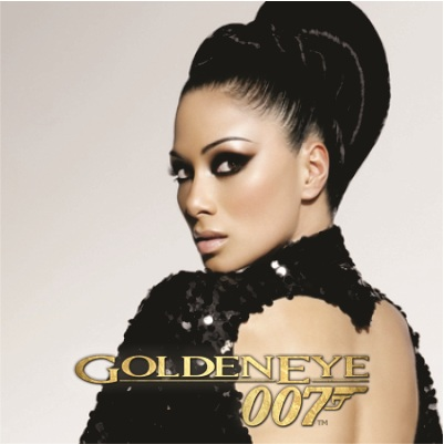 Nicole Scherzinger - GoldenEye. From 007 GoldenEye new game soundtrack.