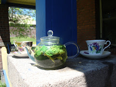 Afternoon Mint Tea