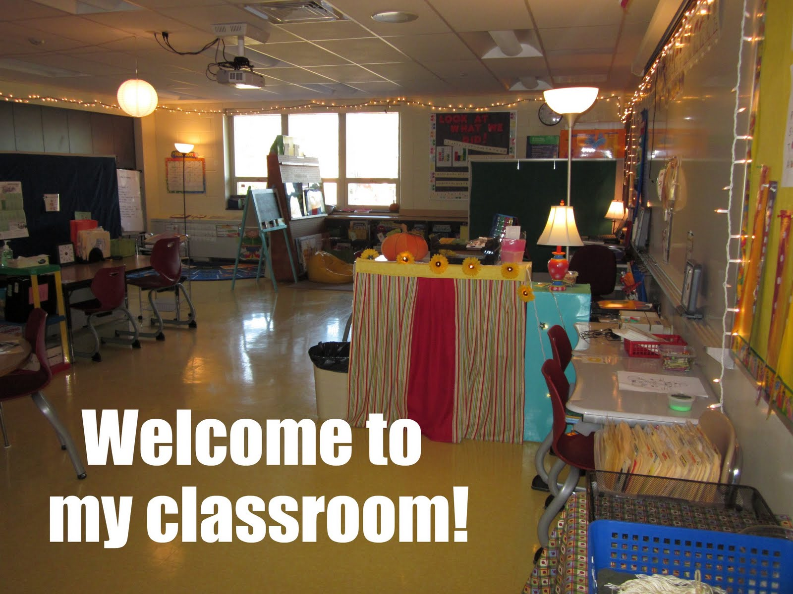 Classroom Setup Ideas : Welcome to my classroom christinas adventures