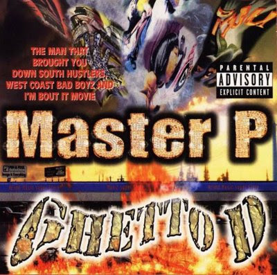 master p ghetto d cd