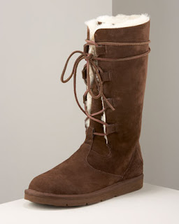 Whitley Laced Boot Neiman Marcus