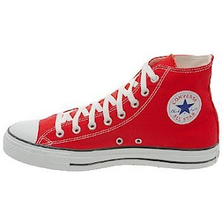 Converse All-Star Red Hi-Top