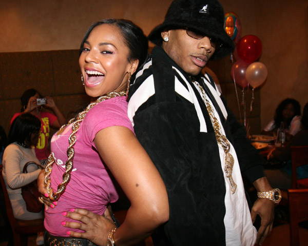 ashanti and nelly dating