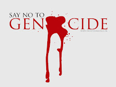 DIGA NO AL GENOCIDIO // SAY NO TO GENOCIDE