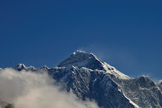 Mt Everest in Sagar Matha National Park