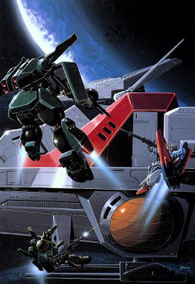 Mobile Suits photo