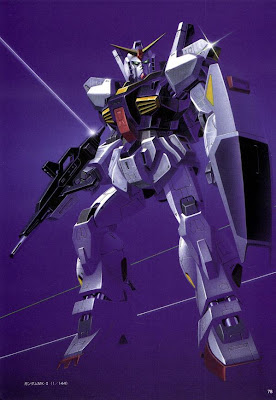 Top gundam mobile suit