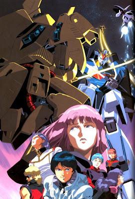 Gundam last anime
