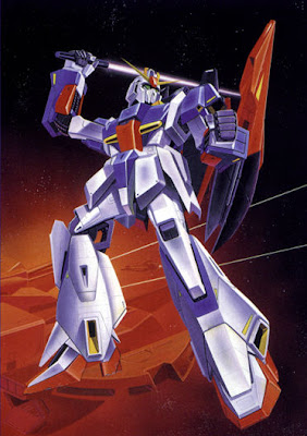Gundam Zeta poster