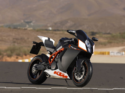 KTM RC8 photo collection