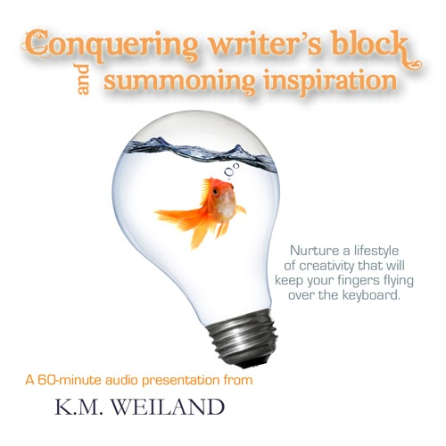 GUEST POST: K.M. Weiland on 13 Places to Find Inspiration