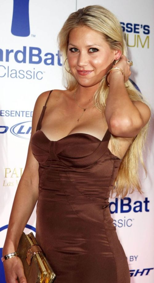 anna kournikova beautiful gallery