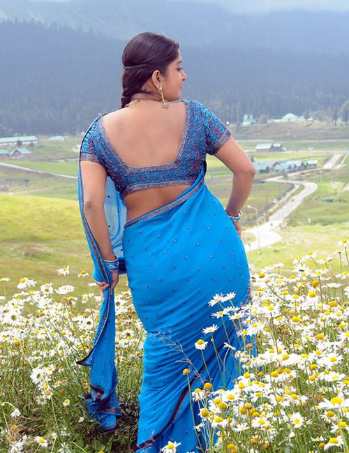 malayalam actress blue film