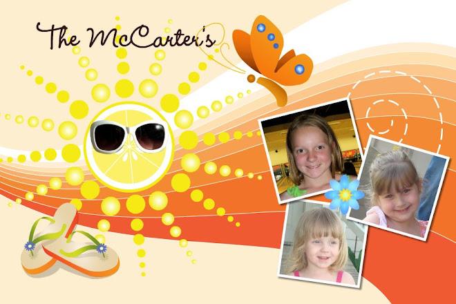 the mccarter family