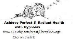 ACHIEVE PERFECT & RADIANT HEALTH with HYPNOSIS            by C.J. SAVAGE