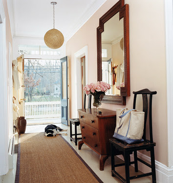 Simple Eye: entryway rugs!