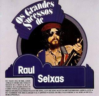 Cd Raul Seixas - Os Grandes Sucessos de Raul Seixas