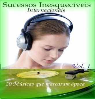 Cd Sucessos Inesquecíveis - Internacionais Vol.1