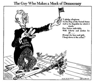opinion suess biting political cartoons against america