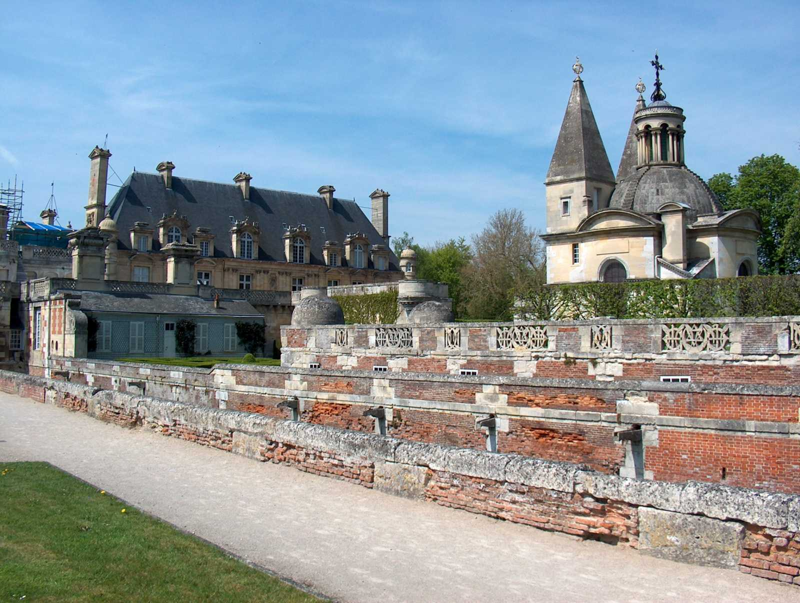 Listebdes Villes Royales France