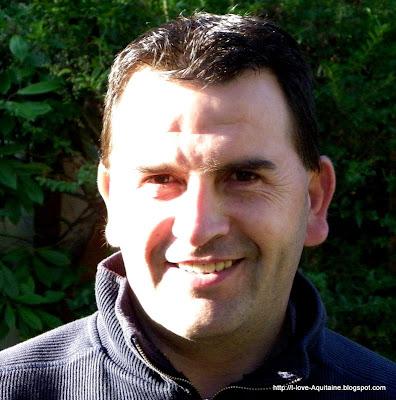 Duck farmer Joel Cabannes