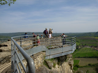 The view point at Merqueyssac