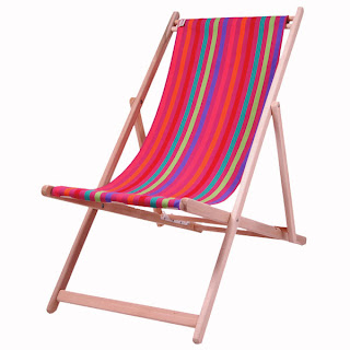 Artiga deck chair