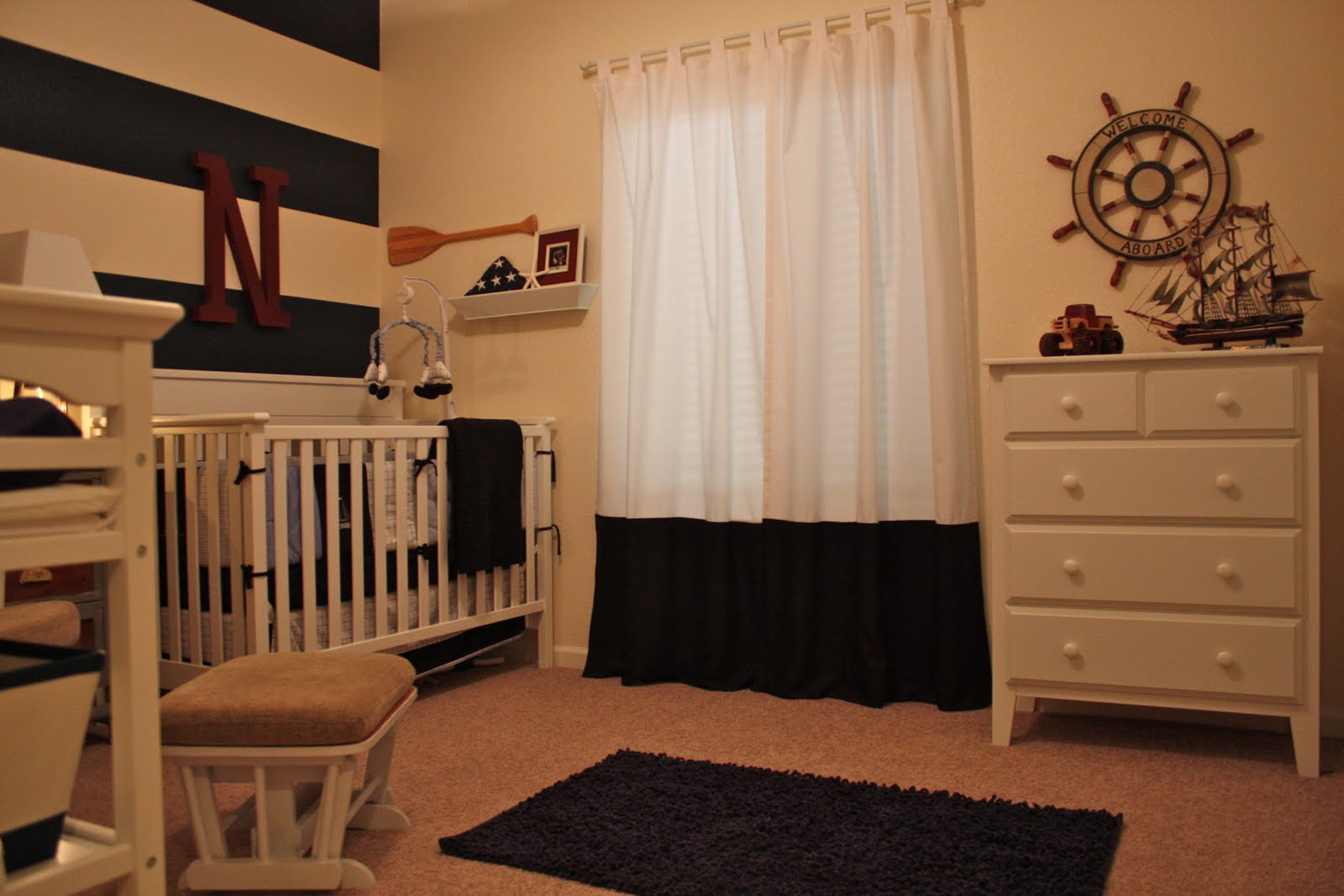 Noah S Nautical Nursery