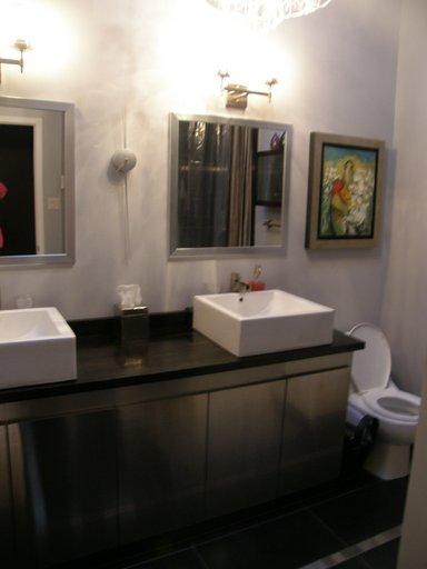 vanity using ikea fastbo panels stainless ikea kitchen