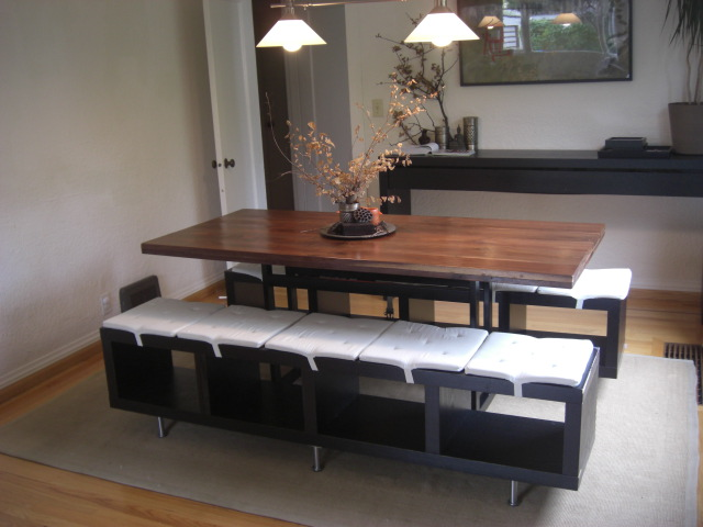 Ikea Dinning Room Bench
