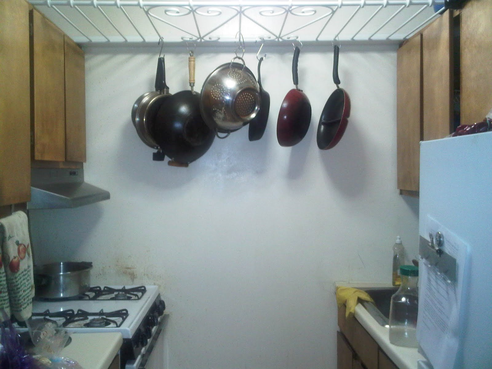 1000+ images about Pot Racks on Pinterest | Pot racks ...