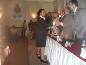 Premiacion Paulina