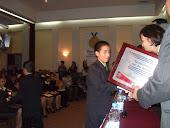 Premiacion Juan Jose