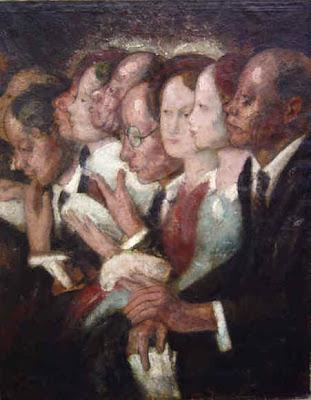 Genre Painting by Theodoor-Josef Verschaeren