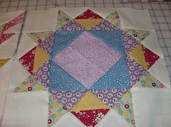 Block 2 of David's quilt