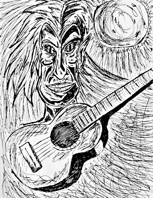 Acustic METAL God By Saul Leo Pereda