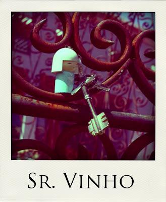 Raimundinha e o Sr. Vinho