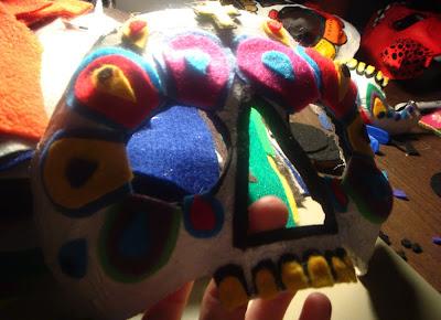Sugar Skull Denn Rodriguez