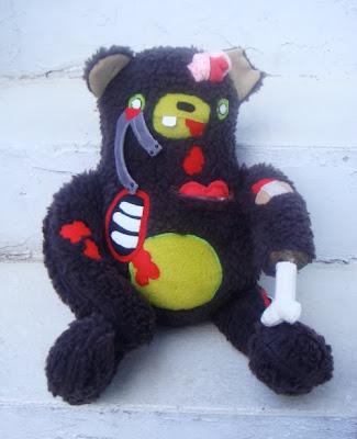 Zombie Bear Denn Rodriguez