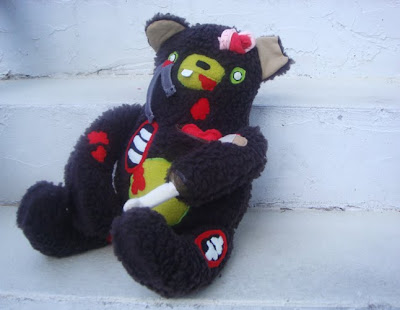 Zombie Bear Denn Rodriguez