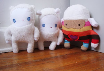 octokitty plushies
