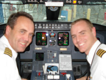 Matt and His Dad flying