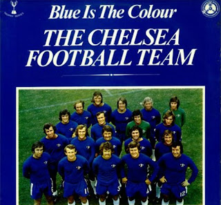 Fairweather Chelsea fans learn the words to Blue is the Colour