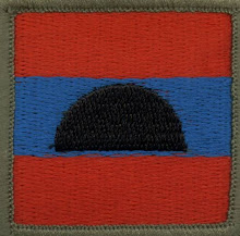 Joint Logistic Unit (North Queensland) colour patch