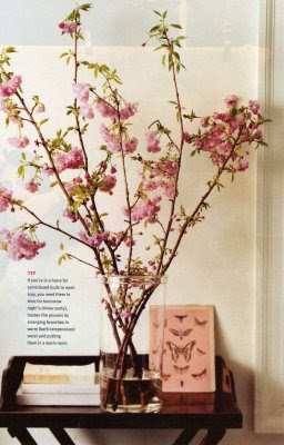 Things We Heart: Decor to Die for: Blooms for your rooms!